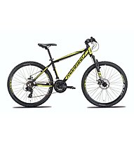 "Montana Spidy 26"" Disc (2018) - MTB Hardtail, Black/Yellow"