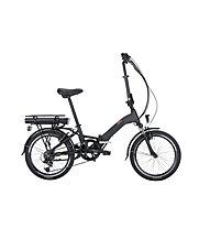 """Montana SW7 20"""" Folding Bike Promovec, Grey"""