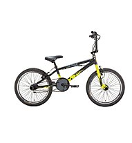 "Montana Wax 20"" (2019) - BMX - Kinder, Black/Yellow"