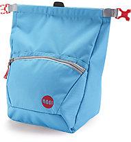 Moon Climbing Bouldering Chalk Bag - Kreidetasche, Light Blue