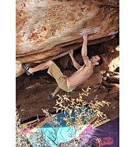 Moon Climbing Cypher - kurze Kletter- und Boulderhose - Herren, Yellow