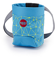 Moon Climbing Sport Chalk Bag - Kreidetasche, Galaxy Blue/Punch