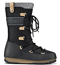Moon Boot WE Monaco Felt, Black