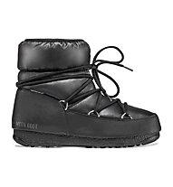 Moon Boots Low Nylon WP 2 - Moon Boot bassi - donna, Black
