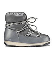 Moon Boots Low Nylon WP 2 - Moon Boot bassi - donna, Grey