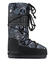 Moon Boots MB Camu - Moon Boot, Black
