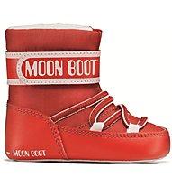 Moon Boots Crib Baby - Winterstiefel - Kleinkinder, Red