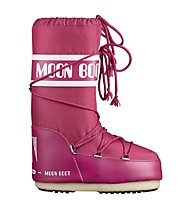 Moon Boot MB Nylon, Bouganville