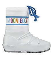 Moon Boot MB Pod Jr, White/Multicolor