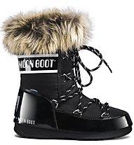 Moon Boots MB W.E. Monaco Low WP - Moon Boot - donna, Black