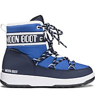 Moon Boots W.E. Mid - Winterstiefel - Kinder, Blue