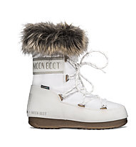 Moon Boots Monaco Low WP 2 - Moon Boot bassi - donna, White