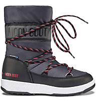 Moon Boots Moon Boot JR Boy Sport - Winterstiefel - Jungen, Black/Grey