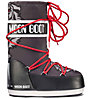 Moon Boots Moon Boot JR Boy Tiger - Winterstiefel - Jungen, Black/Grey