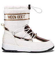 Moon Boots Moon Boot JR Girl Soft WP - doposci - bambina, White
