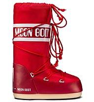 Moon Boots Moon Boot Nylon - doposci - bambino, Red