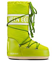 Moon Boots Moon Boot Nylon 27/34 - Winterschuhe, Lime