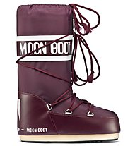 Moon Boots Moon Boot Nylon 27/34 - Winterschuhe, Dark Red