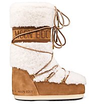 Moon Boots Moon Boot Wool - doposci, White/Sand