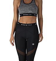 Morotai NAKA Mesh Performance Tights - Leggings - Damen, Black
