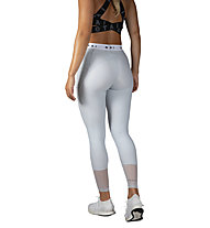 Morotai NAKA Mesh Performance Tights - Leggings - Damen, Light Grey