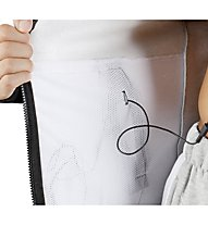 Morotai Neotech Full Zip - felpa con cappuccio - uomo, Light Grey