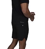 Morotai NKMR Corp Basic Tee - T-Shirt - Herren, Black