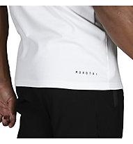 Morotai NKMR Premium Basic Tee - T-Shirt -Herren, White