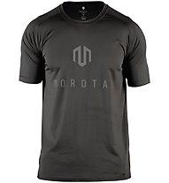 Morotai Performance Basic - T-shirt fitness - uomo, Black