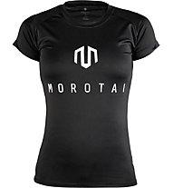Morotai Performance Basic - T-shirt  fitness - donna, Black