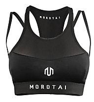 Morotai Performance Mesh - reggiseno sportivo - donna, Black