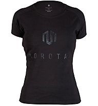 Morotai PREMIUM Brand Basic - T-shirt fitness - donna, Black