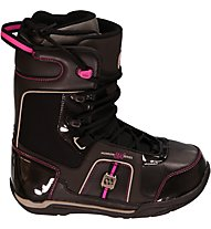 Morrow Sky Boots - Scarponi Snowboard All Mountain - donna, Black