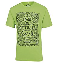 Mottolino Clothing Fun Mountain - T-Shirt, Green