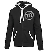 Mottolino Clothing Fun Mountain Hoodie - Kapuzenjacke - Herren, Black