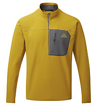 Mountain Equipment Arrow 1/4 Zip - Pullover - Herren, Yellow