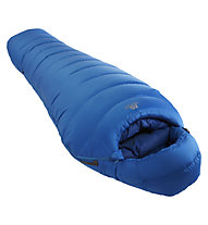 Mountain Equipment Classic 1000 - sacco a pelo piuma, Blue