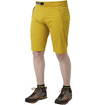 Mountain Equipment Comici - Softshellhose kurz - Herren, Yellow