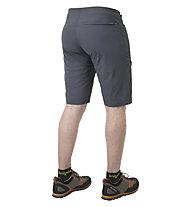 Mountain Equipment Comici - Softshellhose kurz - Herren, Grey