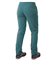 Mountain Equipment Comici - Softshellhose - Damen, Green
