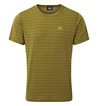 Mountain Equipment Groundup - T-Shirt - uomo, Yellow