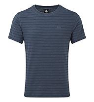 Mountain Equipment Groundup - T-Shirt - uomo, Blue