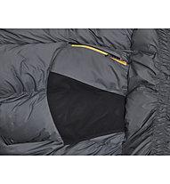 Mountain Equipment Iceline Regular - sacco a pelo, Orange