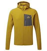 Mountain Equipment Lumiko Hooded - giacca in pile - uomo, Yellow