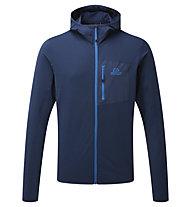 Mountain Equipment Lumiko Hooded - giacca in pile - uomo, Blue