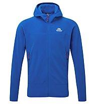 Mountain Equipment Micro Zip Jacket - Fleecejacke - Herren, Blue