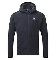 Mountain Equipment Micro Zip Jacket - Fleecejacke - Herren, Dark Blue