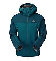 Mountain Equipment Saltoro - giacca hardshell - uomo, Dark Blue