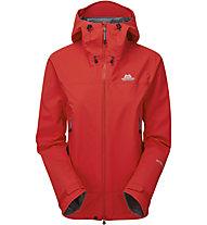 Mountain Equipment Shivling W - Alpinjake - Damen, Red