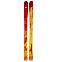 Mountain Wave Easy Day - Sci da freeride, Red/Yellow/Orange